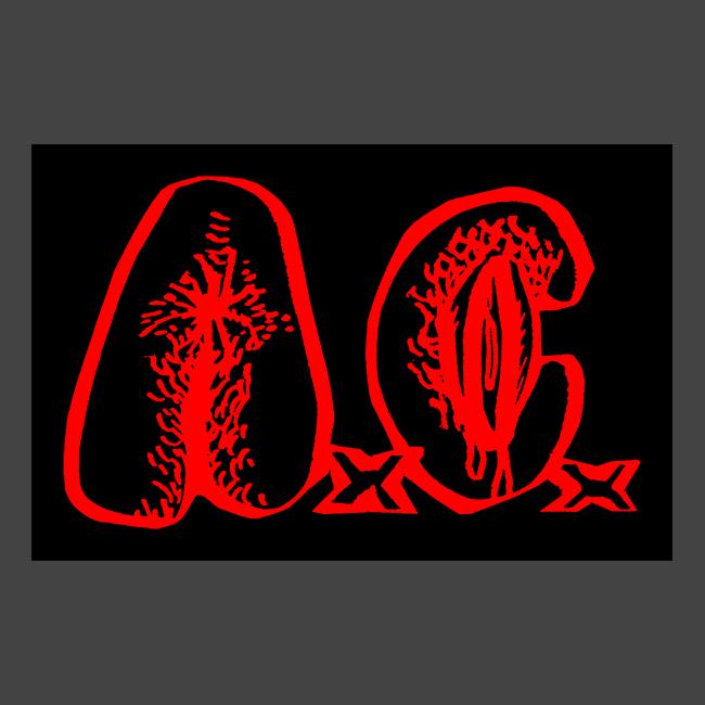 Anal Cunt logo – Scythe Industries